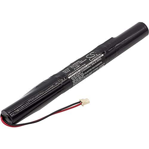 YINHUAN 3400mAh / 37.74Wh 11.1V Batería de Altavoz para Jambox Grande (Color : Negro, tamaño : 196.80 x 21.35 x 18.70mm)