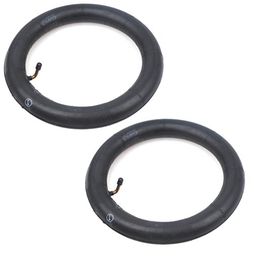 "Wingsmoto 2 Pack Of 12 1/2""x 2 1/4""(12.5x2.25) Scooter Inner Tube With Angled Valve Stem for Razor Pocket Mod Bella Chrissy Hannah Montana"