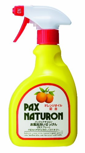 太陽油脂『パックスナチュロン お風呂洗いせっけん』