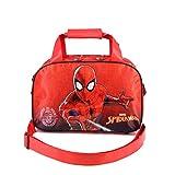 Karactermania Spiderman Spiderweb-Street Sporttasche Bolsa de Deporte Infantil 38 Centimeters Rojo (Red)
