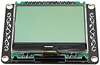LCD Module Board LCM Display Electronic Building Blocks For LCM12864