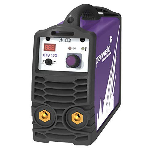 Parweld XTS163 160 Amp Inverter Lichtbogen/TIG Schweißgerät mit TIG Taschenlampe