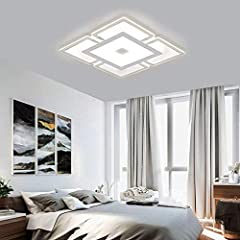 XYJGWDD LED Ceiling Light Ultra Slim Modern Energy Saving LED Dimmable Ceiling Lamp for Living Room Bedroom Kitchen [Energy Class A+] [Energy Class A #1