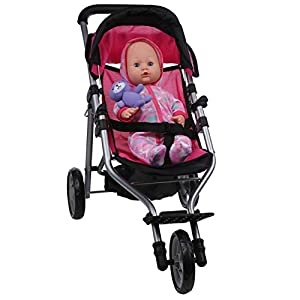 Mommy & Me My First Doll Jogger - 9326C