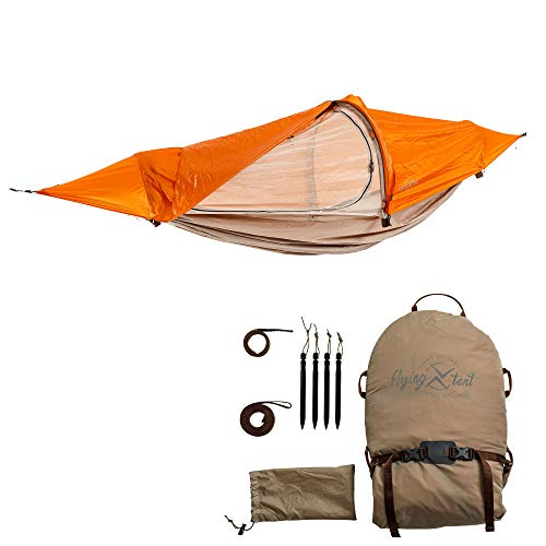 flying tent: Unique All-in-ONE Hammock Tent, Bivy Tent,...