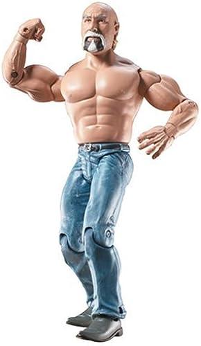 respuestas rápidas World Wrestling Entertainment Classic Superstar Limited Edition Edition Edition - Billy Graham in azul Jeans by Jakks Pacific  alto descuento