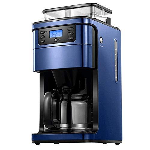 WCJ Enlace Wi-Fi cafetera automática Oficina en el hogar Inteligente Olla de molienda automática Comercial Multifuncional de Cocina