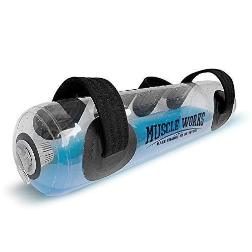 ウォーターバッグ トレーニング 体幹トレーニング 目盛り付きで簡単重量調節 専用ポンプ付き