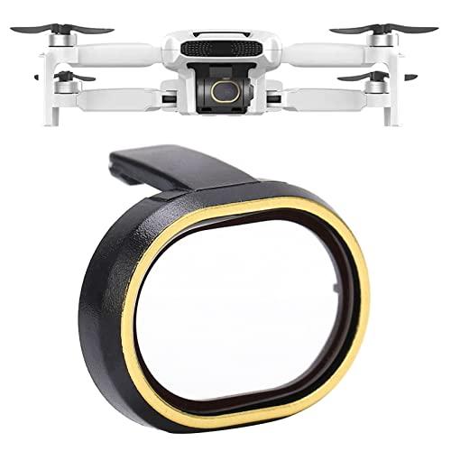 Kit de Filtro de Fotografía de Filtro len de Cámara MCUV Filtros para FIMI X8 Mini RC Drone Quadcopter Repuestos Accesorio Antiincrustante Y a Prueba de Arañazos