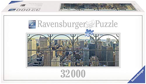 Ravensburger 17837 New York City Window Puzzle, 32000 Teile