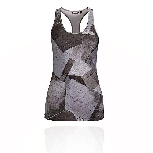 Björn Borg - Tennis-T-Shirts für Damen in Hellgrau, Größe XS