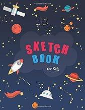 Sketch book for kids: Blank Paper for Drawing – 110 Pages ( 8.5″x11″ )Blank Paper for Drawing, Doodling or Sketching (Sketchbooks For Kids) PDF