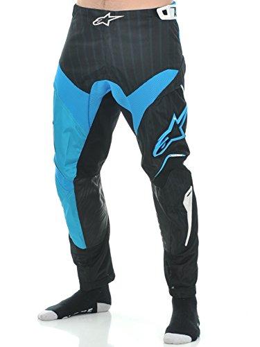 PantalAn MX Alpinestars Spiker Negro-azul