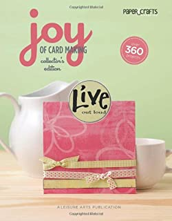 Joy of Cardmaking, Collector's Edition (Leisure Arts #4606) (Paper Crafts)
