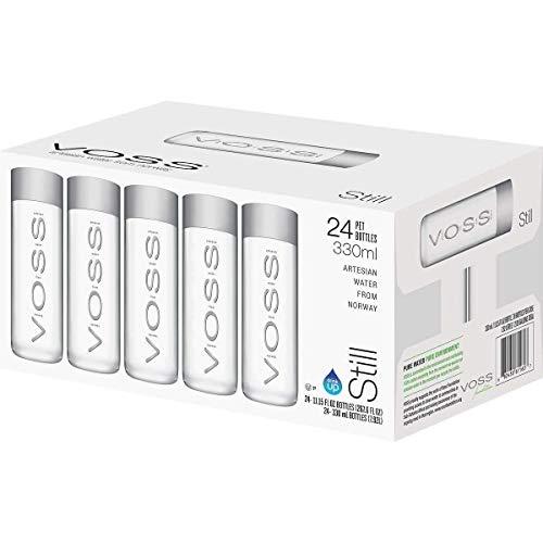 Agua Voss sin gas PET 330ml - Caja de 24 unidades 24 x 330