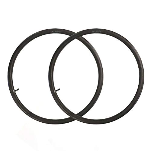 Abaodam 2Pcs Bike Tire Inner Tubes Schrader Tyres width Cycling Tire Rubber Tube for MTB