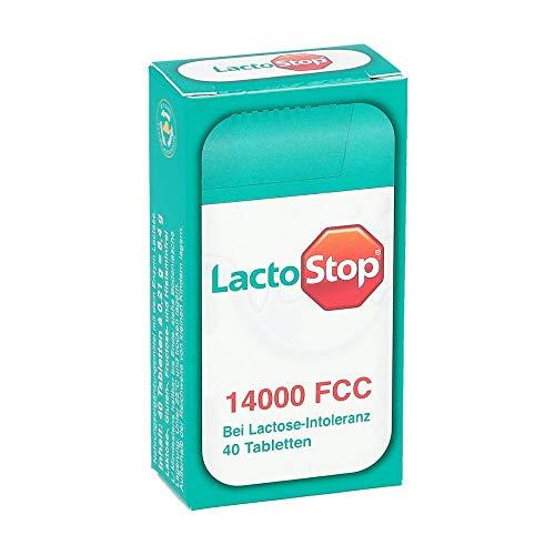 LactoStop 14.000, 40 St. Tabletten