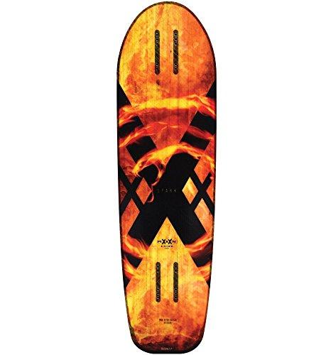 Moonshine MFG. Longboard Skateboard Deck Spark Single Kick Directional Cruiser Board