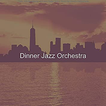 (Flute, Alto Saxophone and Jazz Guitar Solos) Music for Classic Restaurants