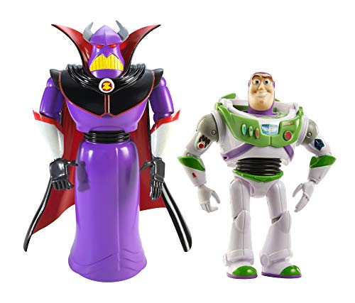 Disney Toy Story Buzz Lightyear contro l'imperatore Zurg