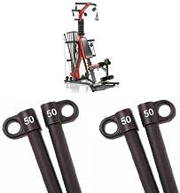 Bowflex PR3000 with Weight Upgrade x2