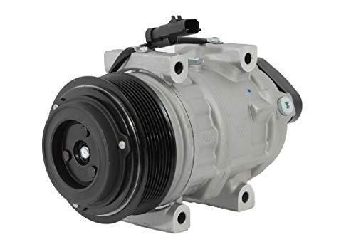 2006 - 2009 Dodge Ram 2500 3500 Diesel New A/C AC Compressor With 1 Year Warranty