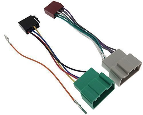 VOLVO (2) câble adaptateur radio iSO v 40 s c xC 60 70 80 90 hARNESS dIN