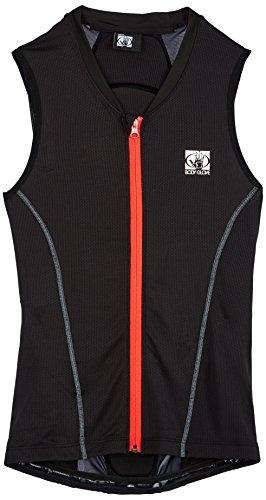Body Glove Herren Bg Lite Pro Protector Vest-Men Protektor, Black/Red, M