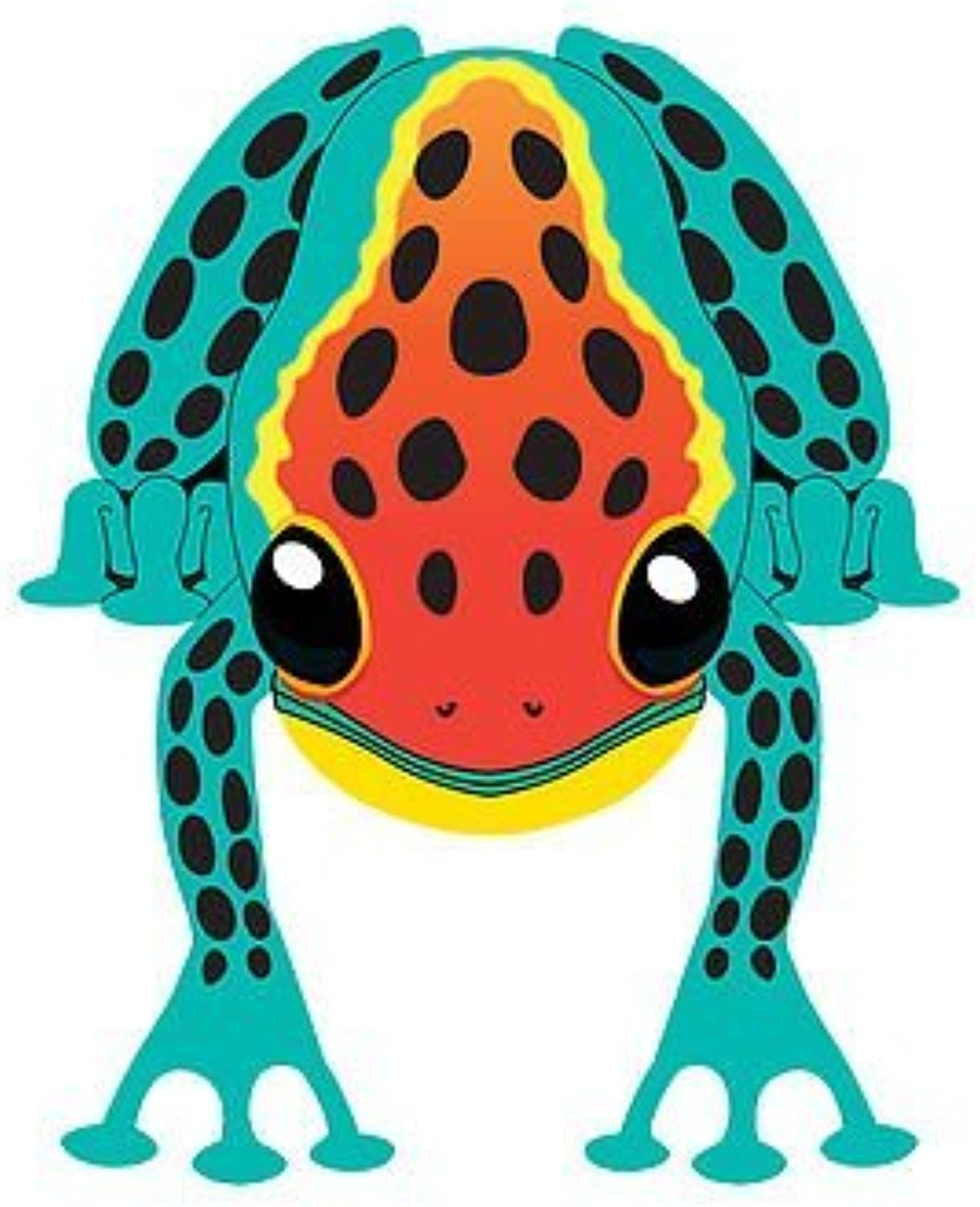 MidiKites Tree Frog Fun to fly  Easy to assemble and very stable. by Treefrog