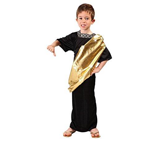Disfraz de senador negro para niño - 7-9 años