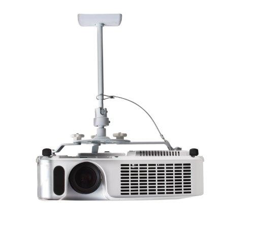B-TECH BT881/W projector plafondsteun (belastbaarheid tot 10 kg) wit