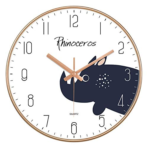 ZZLHHD RelojdeParedModernoRelojdeparedsilenciosodemodaparasaladeestar-A001doradoNegroNórdicoModernoMinimalistaRelojPared