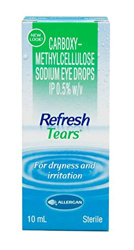 Refresh Tears - Bottle of 10 ml Drops