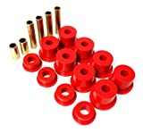 Energy Suspension 4.2121R Front Spring Bushing Set for Ford 4WD