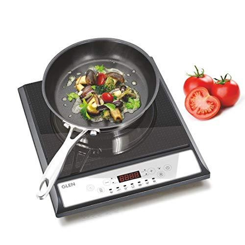 Glen Gl 3070 Ex Induction Cooktop - Digital Display, Pre-Set Cooking Function...