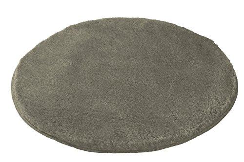 Kleine Wolke (Meusch) 2871271518 Badteppich Mona, 80 cm rund
