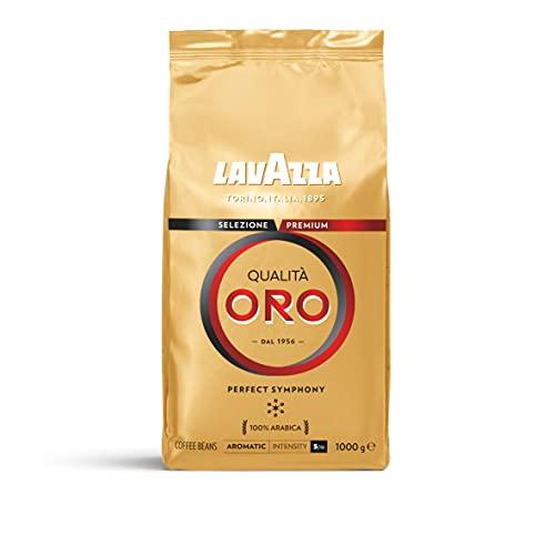 Lavazza Café en Grains Qualità Oro, 1kg