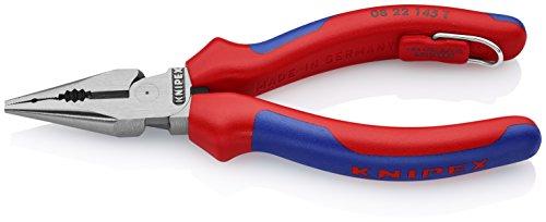 Knipex herramientas 08211456'combinación alicates de punta de aguja, 08 22 145 T BKA