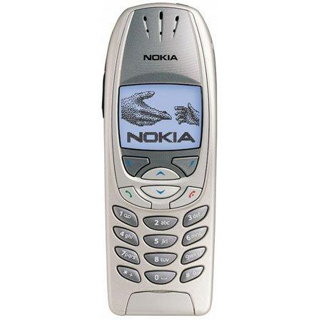 Nokia 6310 Silver
