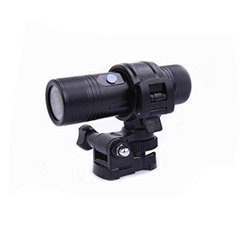 TangXia HD720p Helmet Camera Ski Helmet Camera Waterproof Sport Camera - Black