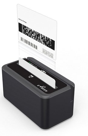 E-seek M-260 ID Card Reader (with USB Smart cable)
