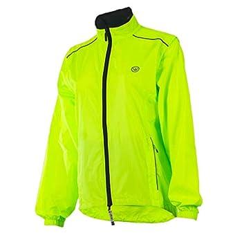 CANARI Women s Tour Cycling/Biking Jacket Killer Yellow Large