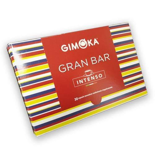 Gimoka Kapseln für GIMOKA 32 mm Gran Bar 150 Capsule