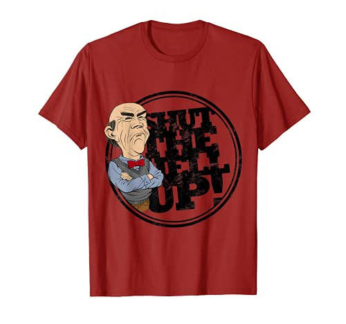 Jeff Dunham Shut the Hell Up Walter Shirt