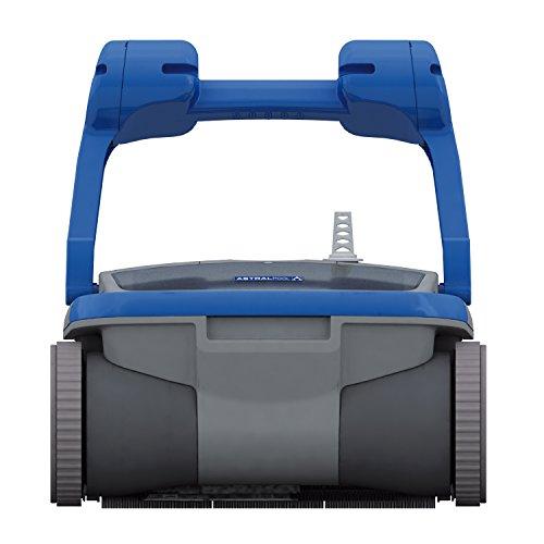 Astralpool 66666-Limpiafondos R3 4x4, Azul y Gris
