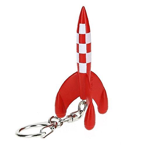 Moulinsart LLavero Cohete 00009-Rakete