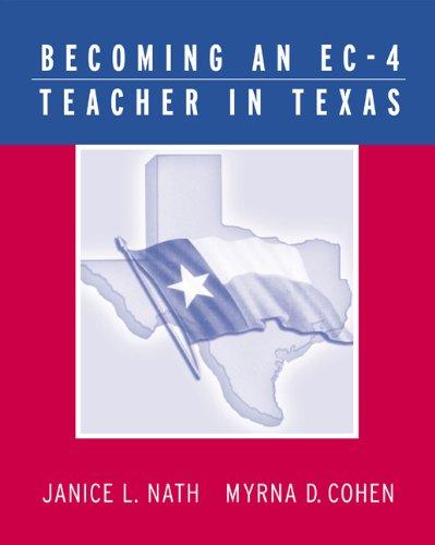 Becoming an EC-4 Teacher in Texas