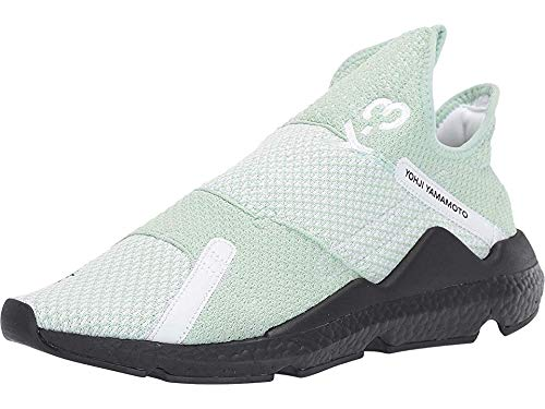 adidas Y-3 by Yohji Yamamoto Y-3 Reberu Salty Green Y-3/Footwear White/Core Black UK 9 (US Men's 9.5, US Women's 10.5) Medium