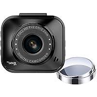 myGEKOgear Orbit 122 1080p Dash Cam with 8GB microSD Card
