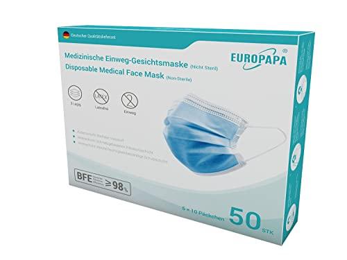 Europapa -   50x medizinische Op